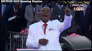 Bishop Oyedepo Prophetic Decrees @Shiloh 2017 DAY 1, December 05, 2017
