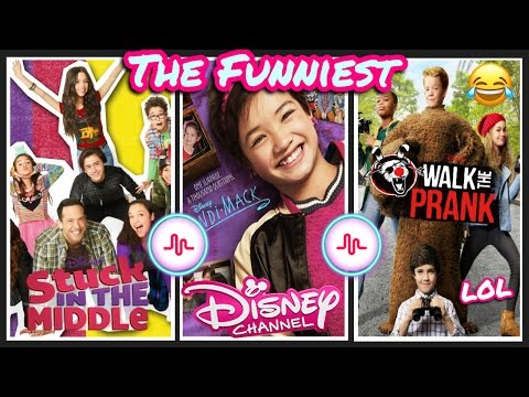 Thumbnail: The Funniest Disney Channel Stars Musical.ly | Andi Mack , Stuck In The Middle Funny Musically