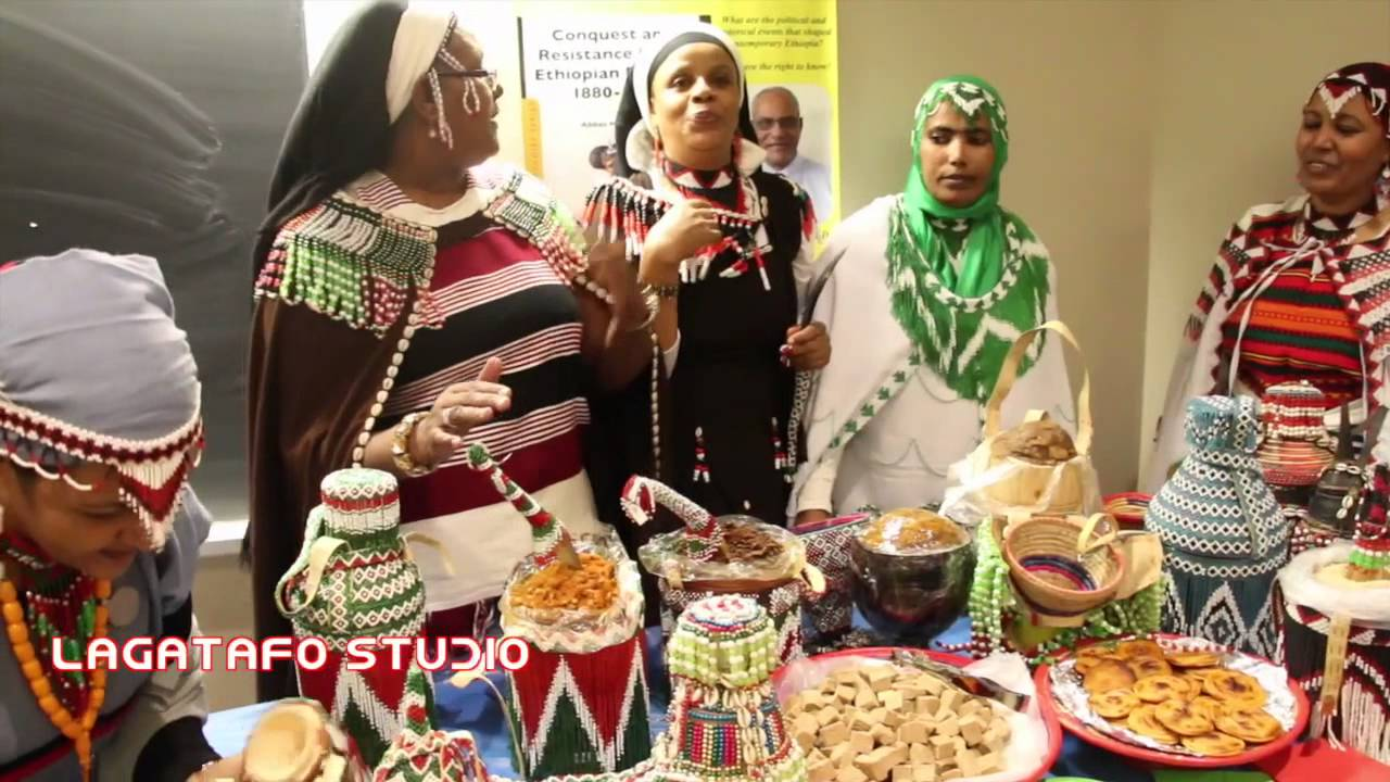 Oromo Cultural Food Show On Book Launch Day Youtube