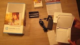 HP Sprocket Studio, Fotodrucker