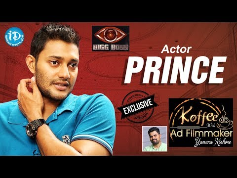 Actor Prince Exclusive Interview || Koffee With Yamuna Kishore #27