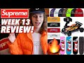 Download Another FIRE Week! Supreme F/W '18 Week 13 Drop Review!