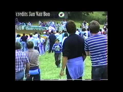 sidecarcross grandprix France / Chateau Du Loire 1989