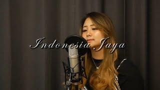 Gambar cover Indonesia Jaya - Harvey Malaiholo ( cover by Devy Anastasia)