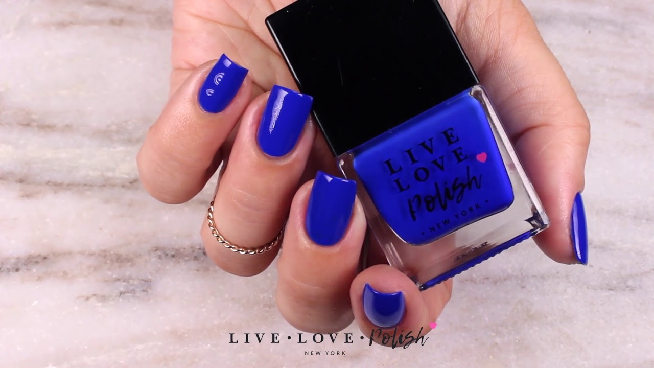 Live Swatch Live Love Polish The Classics Collection