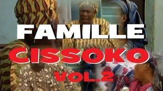 THEATRE MALIEN - La Famille Cissoko - Vol.2 - Film complet