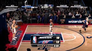 NBA JAM: On Fire Edition (Beastie Boys Gameplay).
