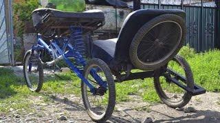 Велосипед с коляской. УЖАС на колесах!(музыка 0:25 - 2:15 принадлежит группе Stolenwheels https://vk.com/stolen_wheels Когда мне было 16 лет, отец научил меня пользоваться..., 2016-07-04T15:00:39.000Z)