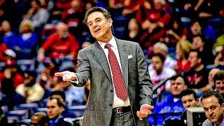 Rick Pitino Explains Louisville Strippers Controversy | The Dan Patrick Show | 4/5/18