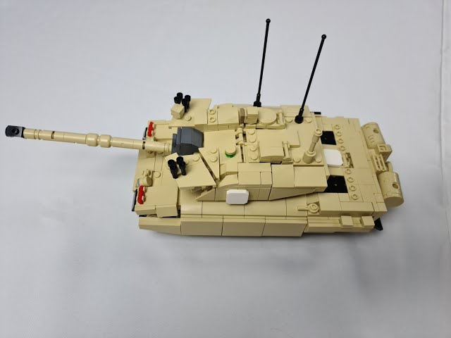 SY Blocks Challenger 2 - Netter kleiner Panzer