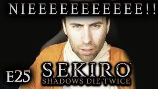 COOOOOOOOOOOO???!!!!!  NIE, TYLKO NIE TO ... SEKIRO SHADOWS DIE TWICE PL E25 ⚔️