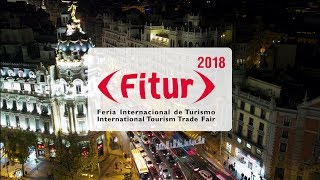 Fitur 2018 in Madrid by EVINTRA.com