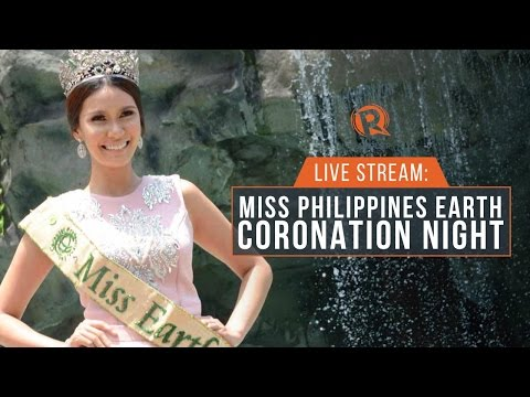 LIVE: Miss Philippines Earth 2016