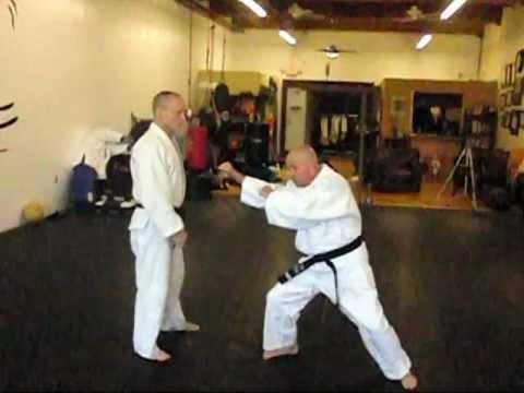 Judo attack for Goshi or Ashi-waza  - Sensei Rick ...