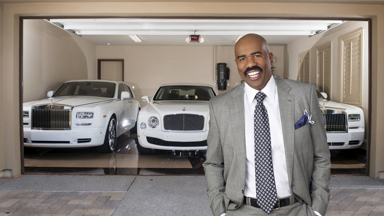 Steve Harvey's Lifestyle: 2018