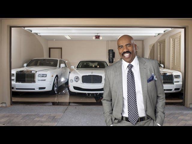 Steve Harvey's Lifestyle: 2018