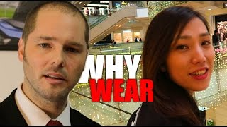 Why Wear a Suit?