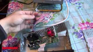 Ремонт автомагнитолы SOUNDMAX SM-CCR3046F
