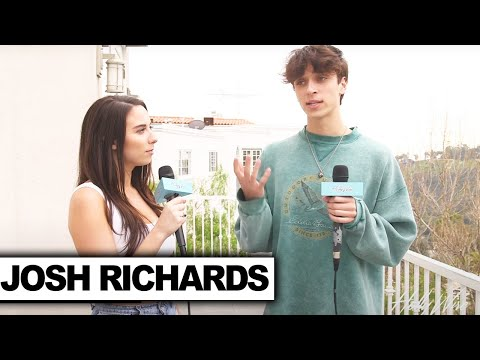 Josh Richards Reveals The Most ROMANTIC Thing He's Ever Done For A Girl!! | Hollywire