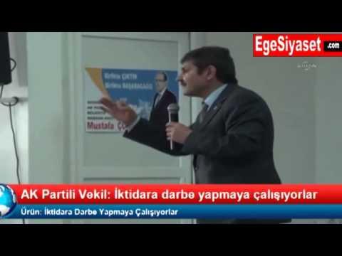 AK Parti Milletvekili Halil Ürün'den Sert Sözler