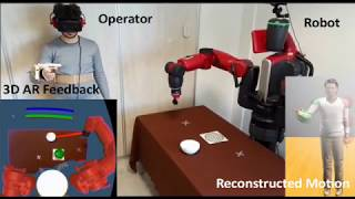 Augmented Reality for Teleoperated Robotic Manipulation