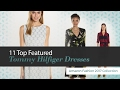 11 Top Featured Tommy Hilfiger Dresses // Amazon Fashion 2017 Collection