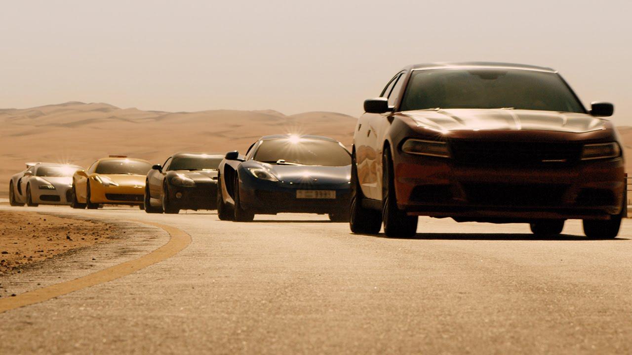 Racing Cars Full Live Wallpaper Apk Fast Amp Furious 7 In Abu Dhabi Youtube