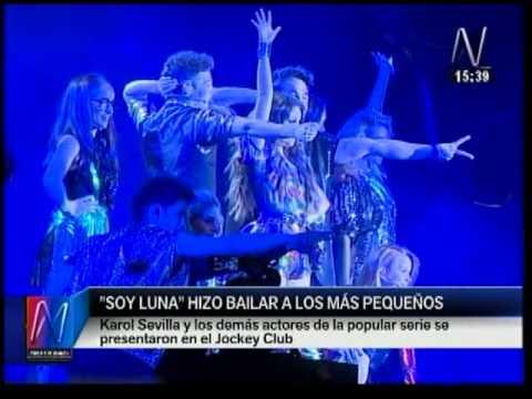 Soy Luna - N Noticias (Canal N)