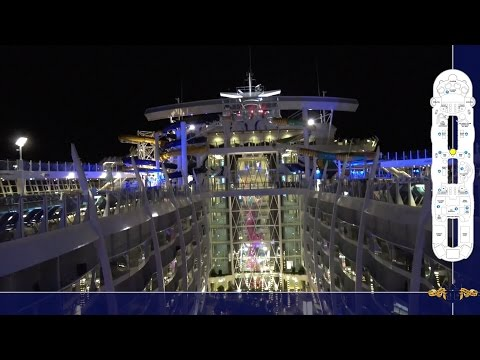Harmony of the Seas: Complete Ship Tour