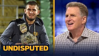 Download Michael Rapaport on the potential for a McGregor-Khabib rematch   UFC   UNDISPUTED Mp3 and Videos