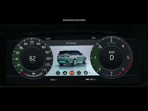 New Range Rover Sport – Integrated Technology