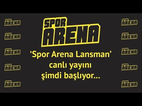 #SporArena - Spor Arena ekibi, Spor Arena Lansmanı'nda canlı yayında...  #Sporunİçindesin