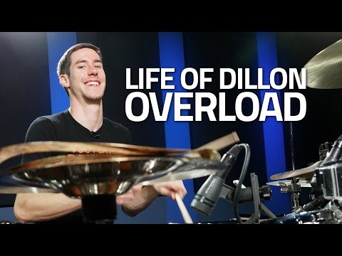 Overload - Drum Cover - Life Of Dillon