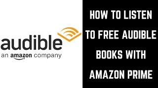 How to Listen to Free Audible Books with Amazon Prime screenshot 4