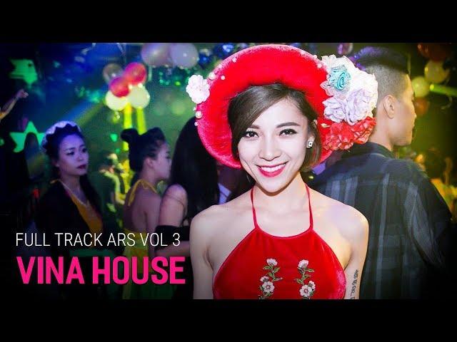 NONSTOP Vinahouse 2018 | Nhạc Trung Thu Remix 2018 - DJ Mr Đàm | Full Track DJ ARS Vol 3