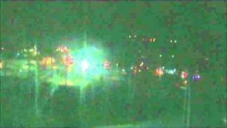 Tornado  Warning  Siren - Guntersville, Alabama - February  24, 2011