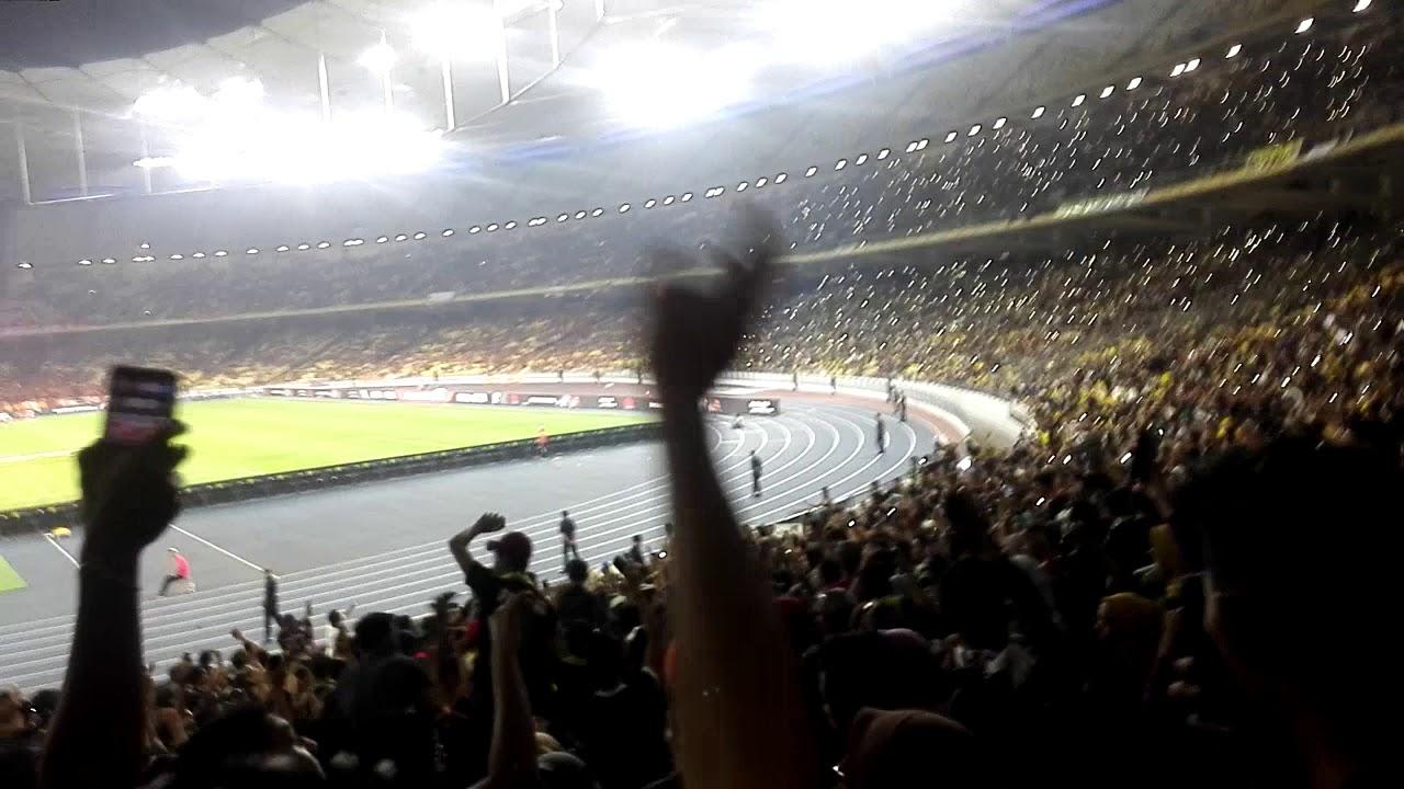Detik kemenangan PAHANG vs Selangor final Piala FA 2018