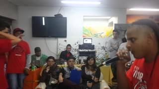 BATALLA DE GALLOS/AFTER VISION 3/FINAL/DUNKEL VS PUMA/FREESTYLE RAP/HIP HOP/ AYARA