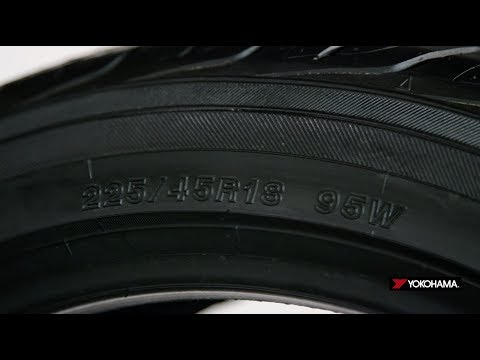 Tires 101: Correct Speed And Load Ratings