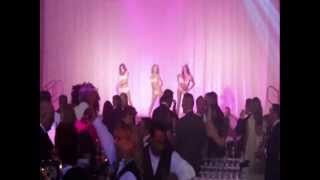 2013 HeadDress Ball VIP Pre-Party: Material Girl