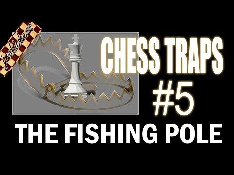 Chess Traps #5: Ruy Lopez Berlin Defence Trap (Fishing Pole)