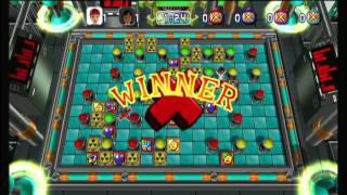Bomberman Battlefest XBOX360  Gameplay