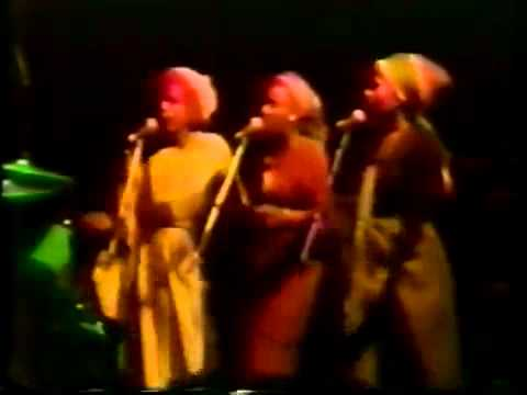 ▶ Bob Marley & the Wailers - Live the Zimbabwe Independence Celebrations, 19.04.1980