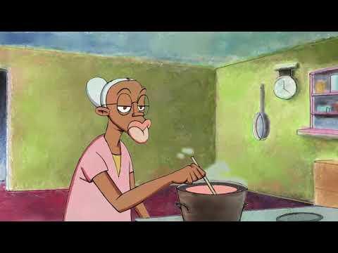 FUNNIEST JAMAICAN CARTOON JAMAICAN GRANNY PART 2