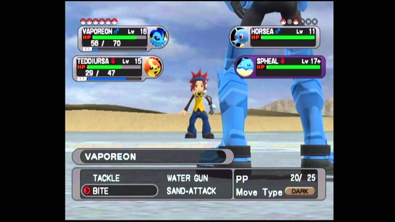 Pokemon xd gale of darkness dolphin best settings