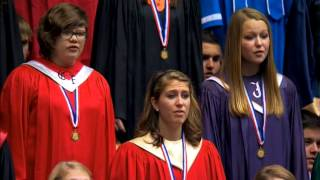 2013 Iowa All-State Chorus: Let All the World In Every Corner Sing