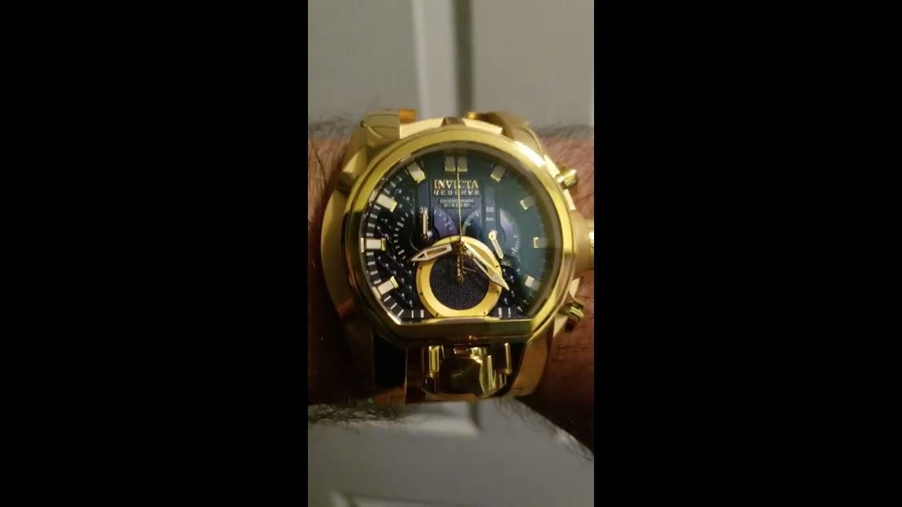 f933c027657 Invicta Reserve 25209 Bolt Zeus Magnum - YouTube