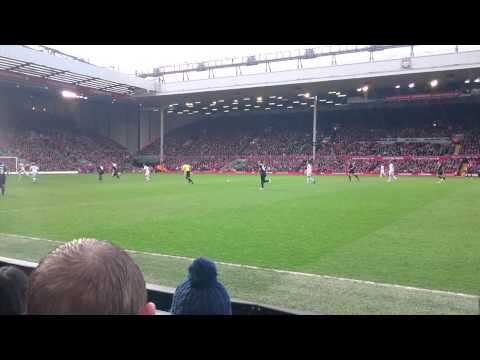 Liverpool Charity Match: suarez and torres song