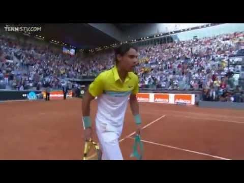 Nadal, Djokovic Reflect On 2009 Madrid Semi-final Epic