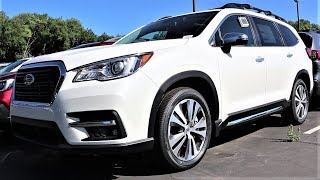 2020 Subaru Ascent Touring: Anything New For The 2020 Ascent???